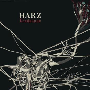 HARZ – Kontinuum – CD Artwork Uli Frey